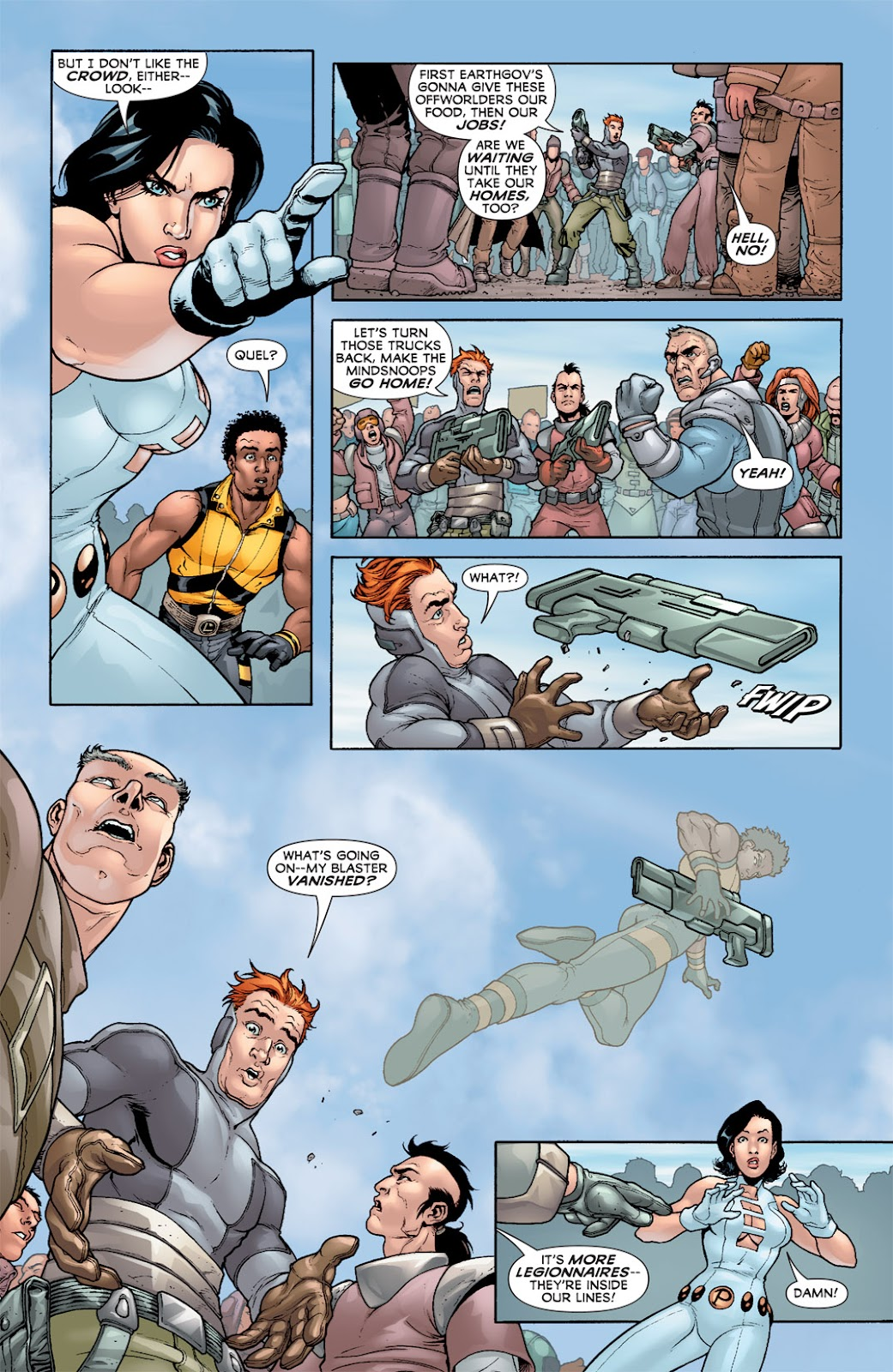 Legion of Super-Heroes (2010) Issue #2 #3 - English 24