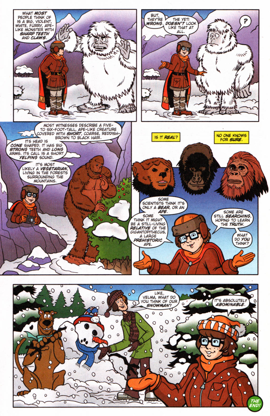 Read online Scooby-Doo (1997) comic -  Issue #115 - 13
