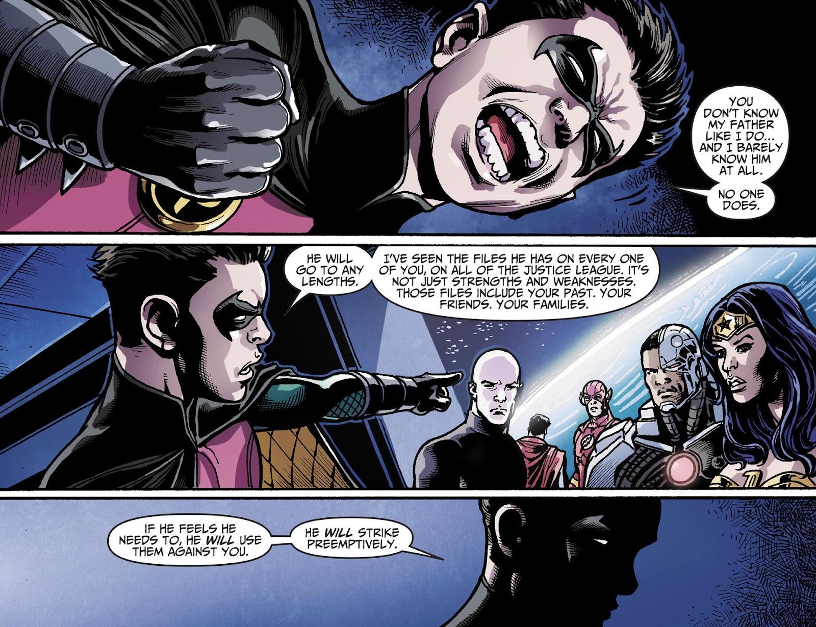 Injustice: Gods Among Us [I] Issue #28 #29 - English 5