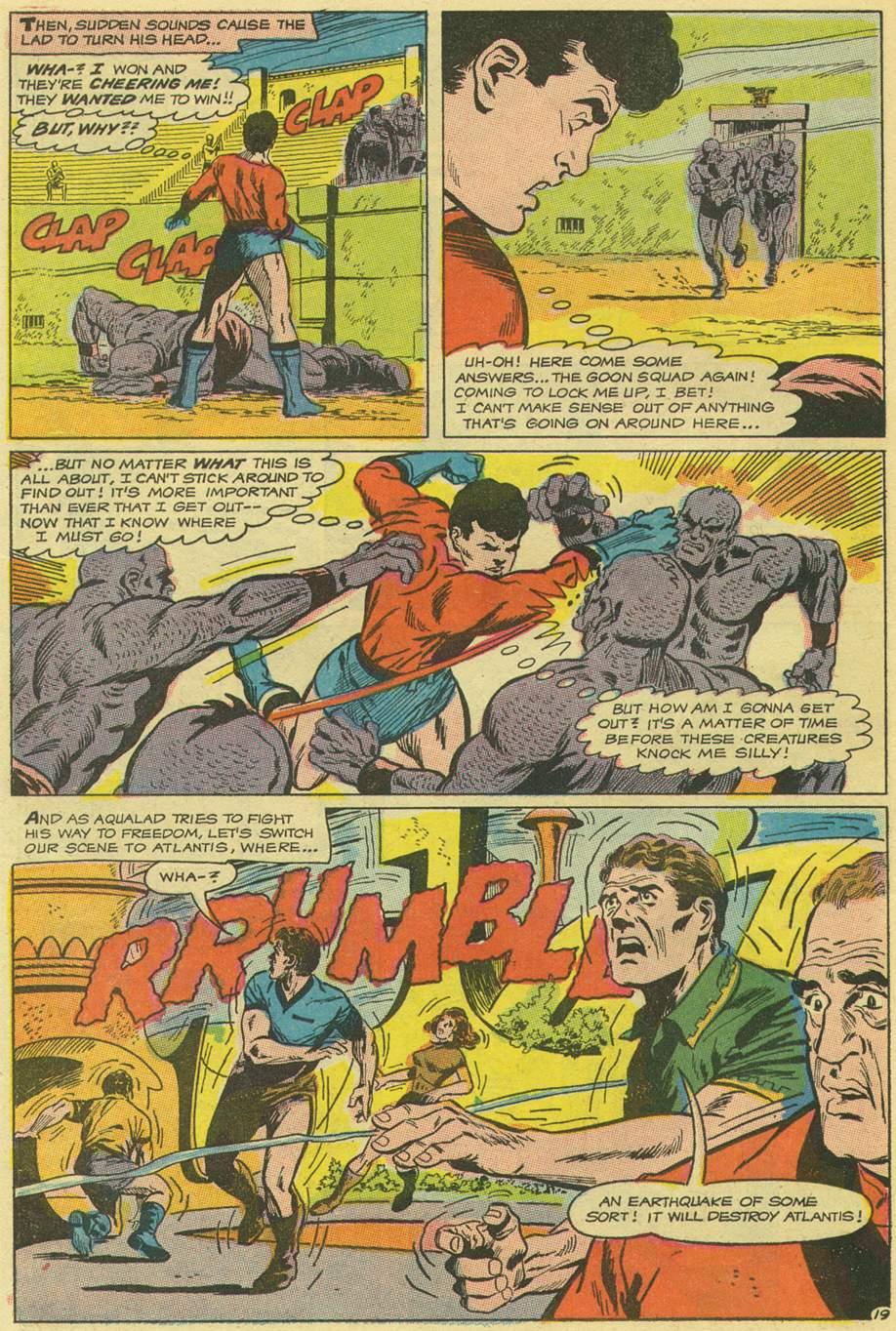 Aquaman (1962) Issue #43 #43 - English 26