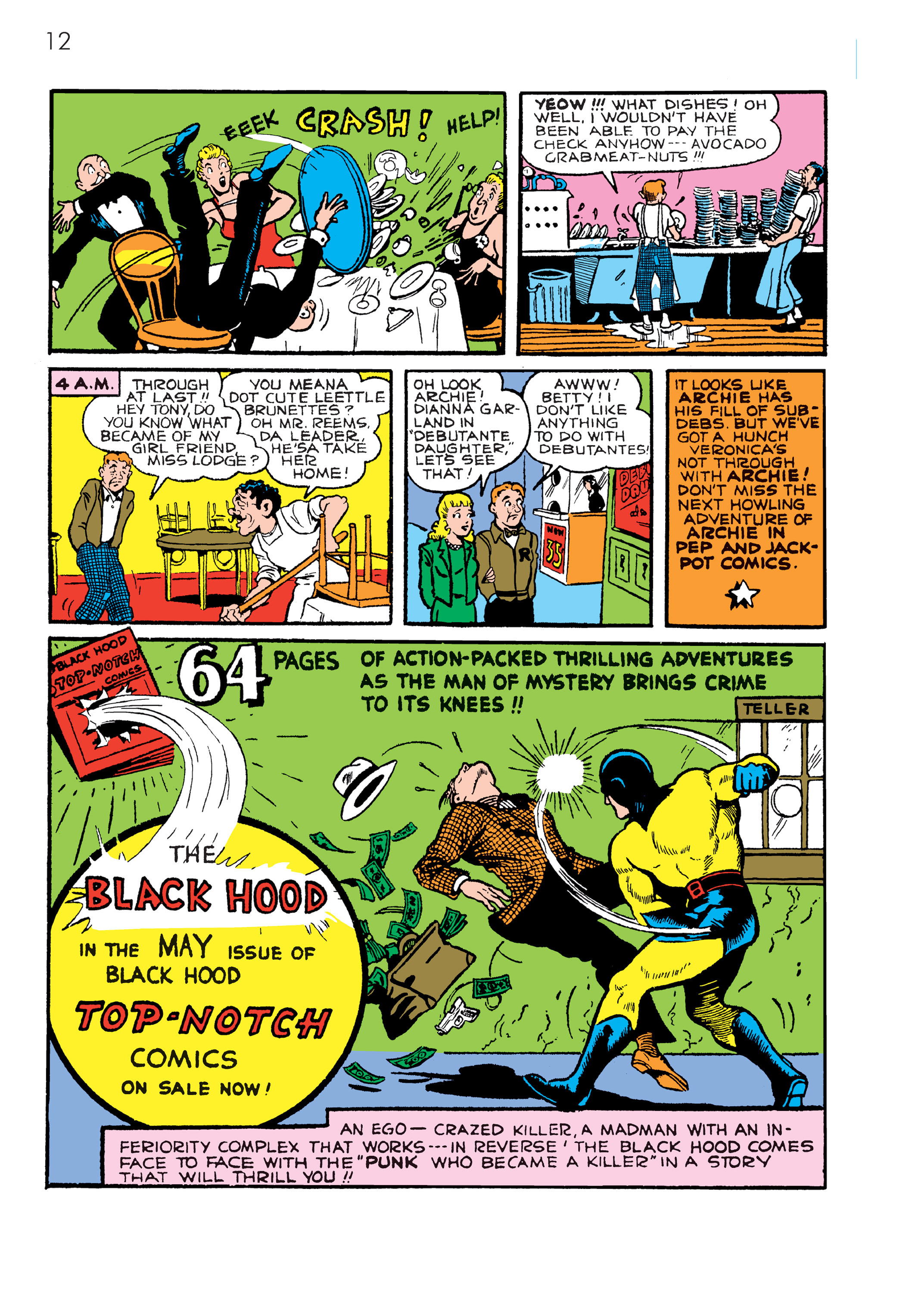 Read online The Best of Archie Comics comic -  Issue # TPB 4 (Part 1) - 13