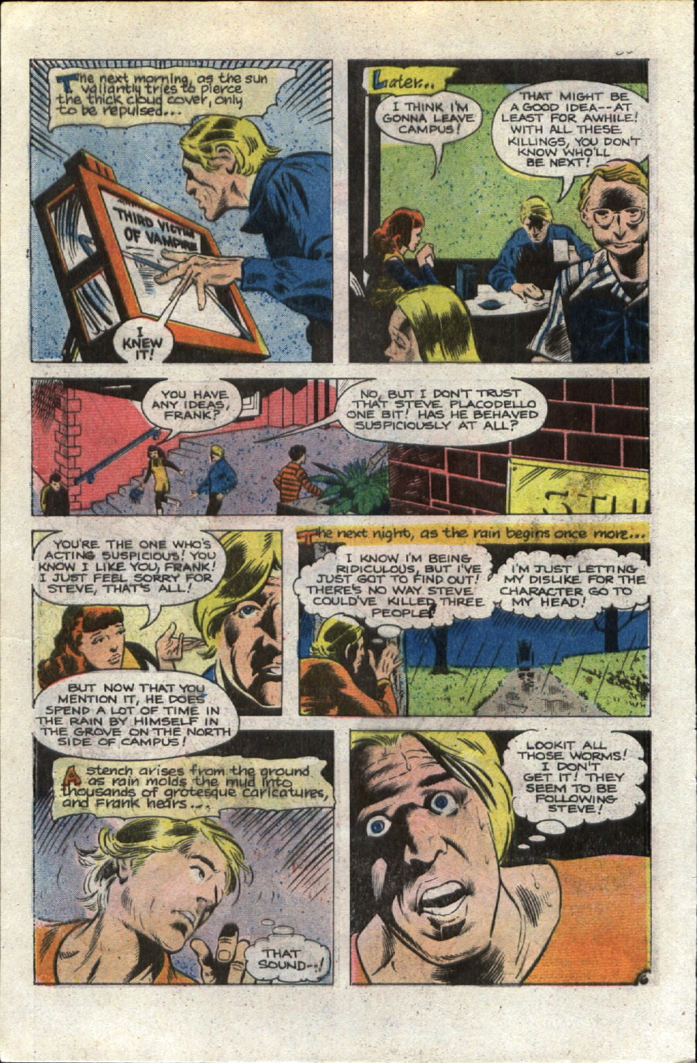 Read online Scary Tales comic -  Issue #31 - 28