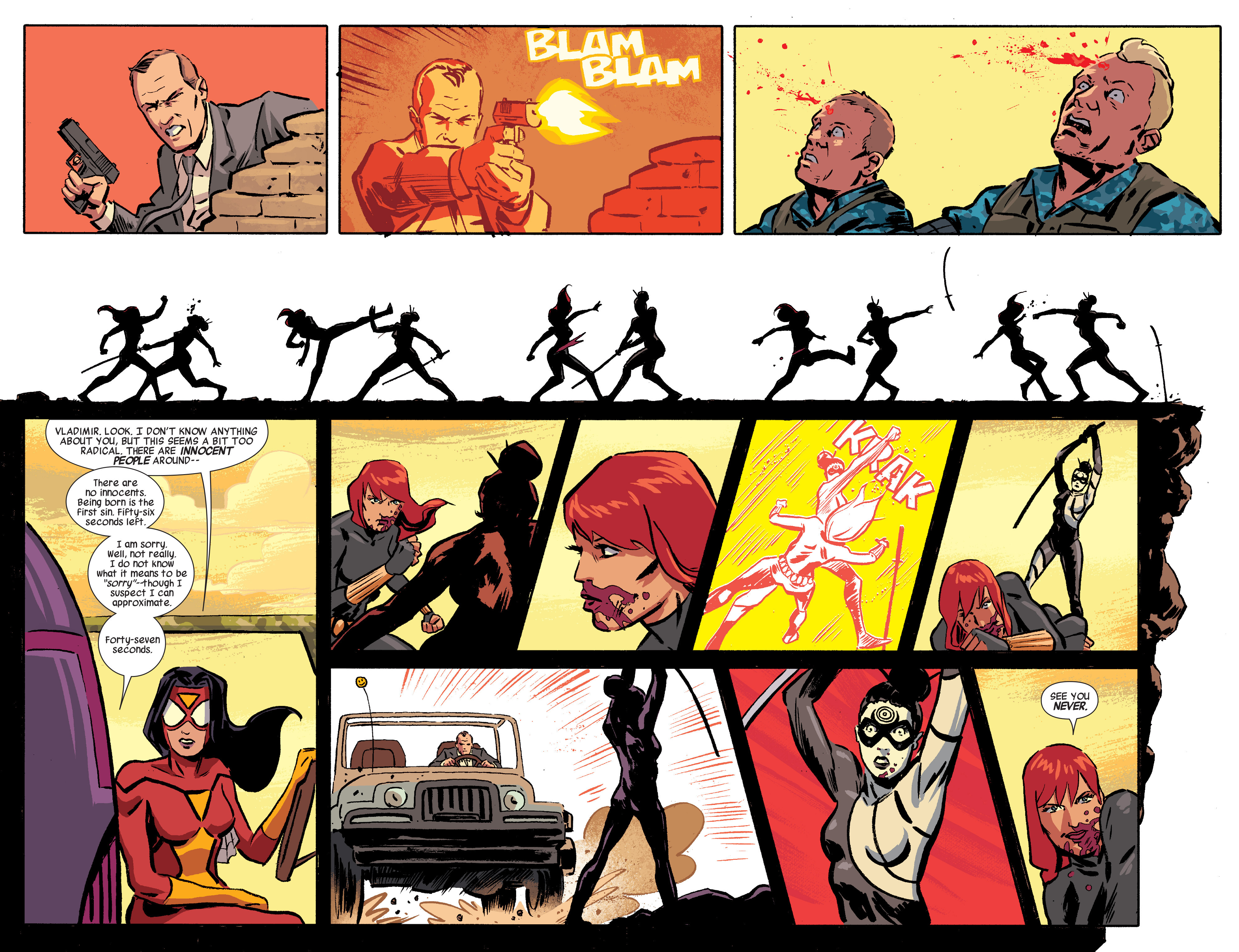 Read online Secret Avengers (2014) comic -  Issue #3 - 17