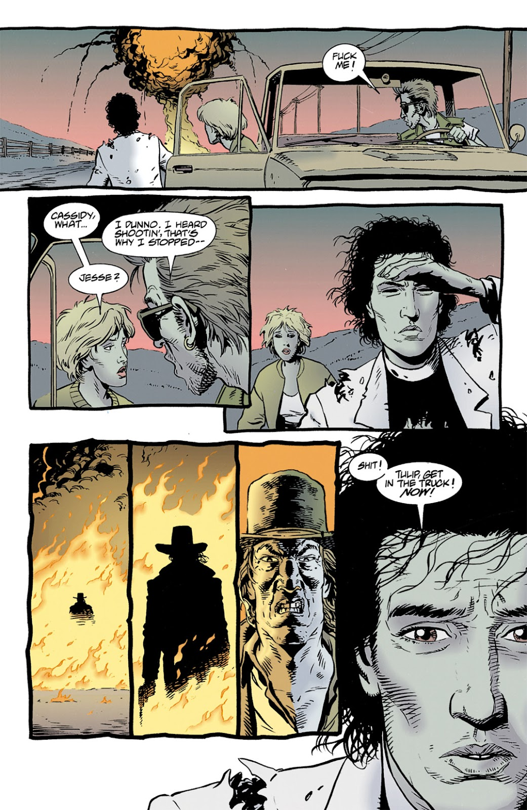 Preacher Issue #2 #11 - English 8