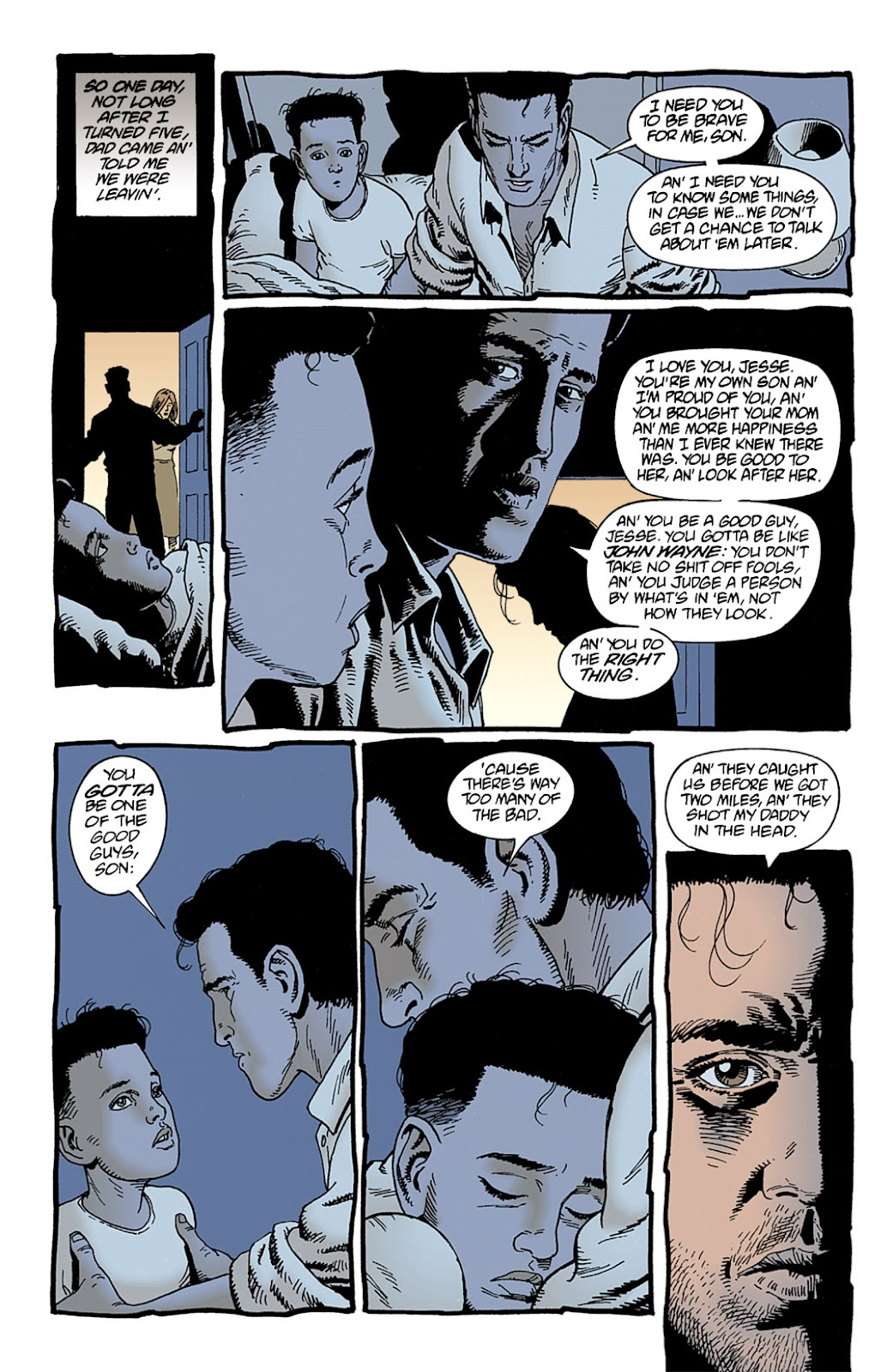 Preacher Issue #9 #18 - English 15