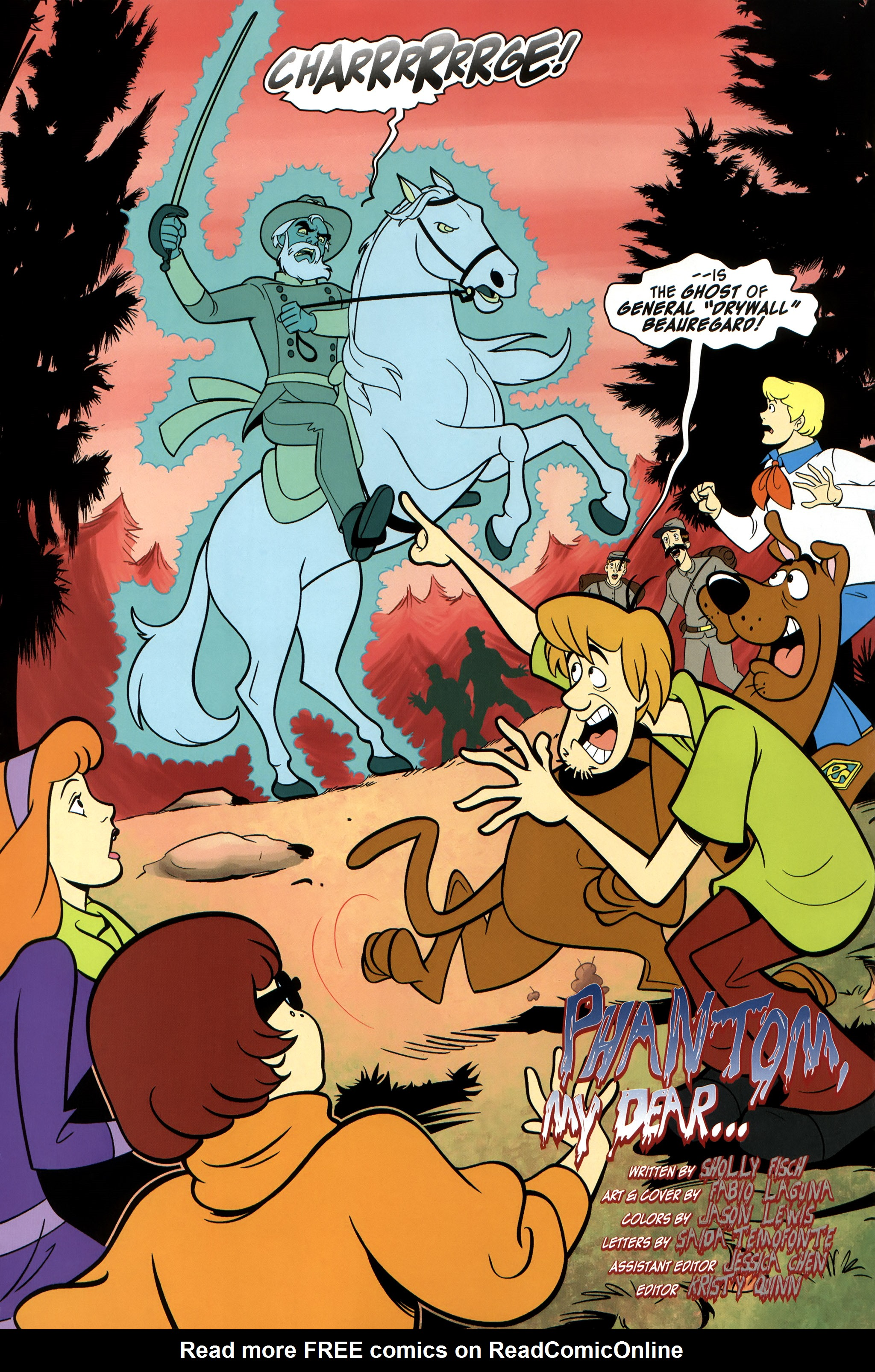 Read online Scooby-Doo: Where Are You? comic -  Issue #35 - 4
