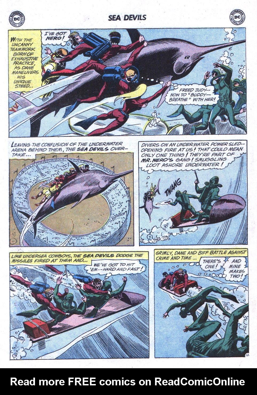 Read online Sea Devils comic -  Issue #3 - 15