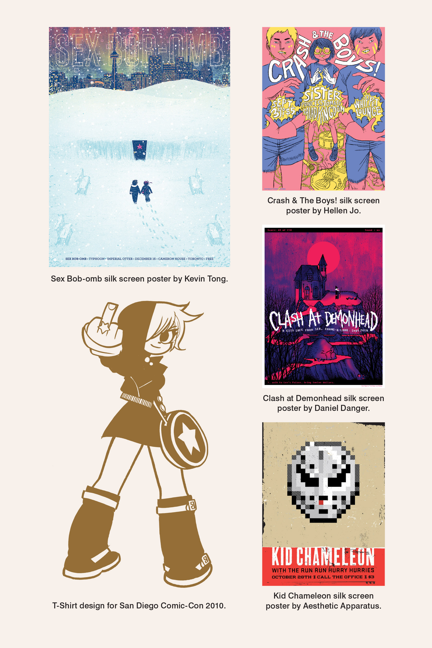 Read online Scott Pilgrim comic -  Issue #6 - 253