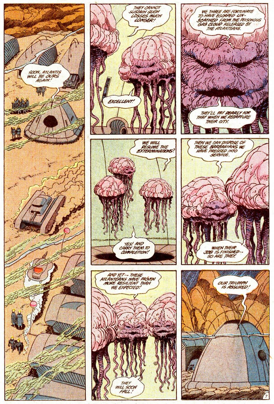Aquaman (1989) Issue #5 #5 - English 8