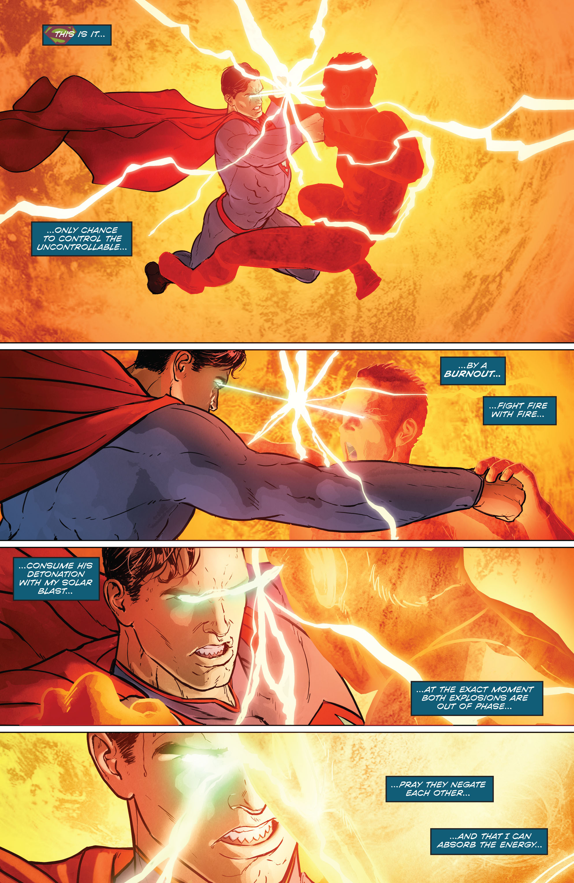 Read online Superman (2011) comic -  Issue #52 - 16