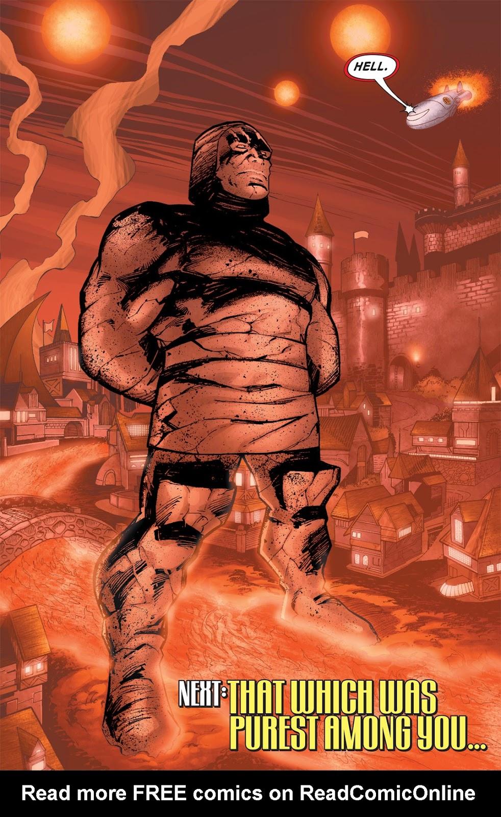 Legion of Super-Heroes (2010) Issue #3 #4 - English 32