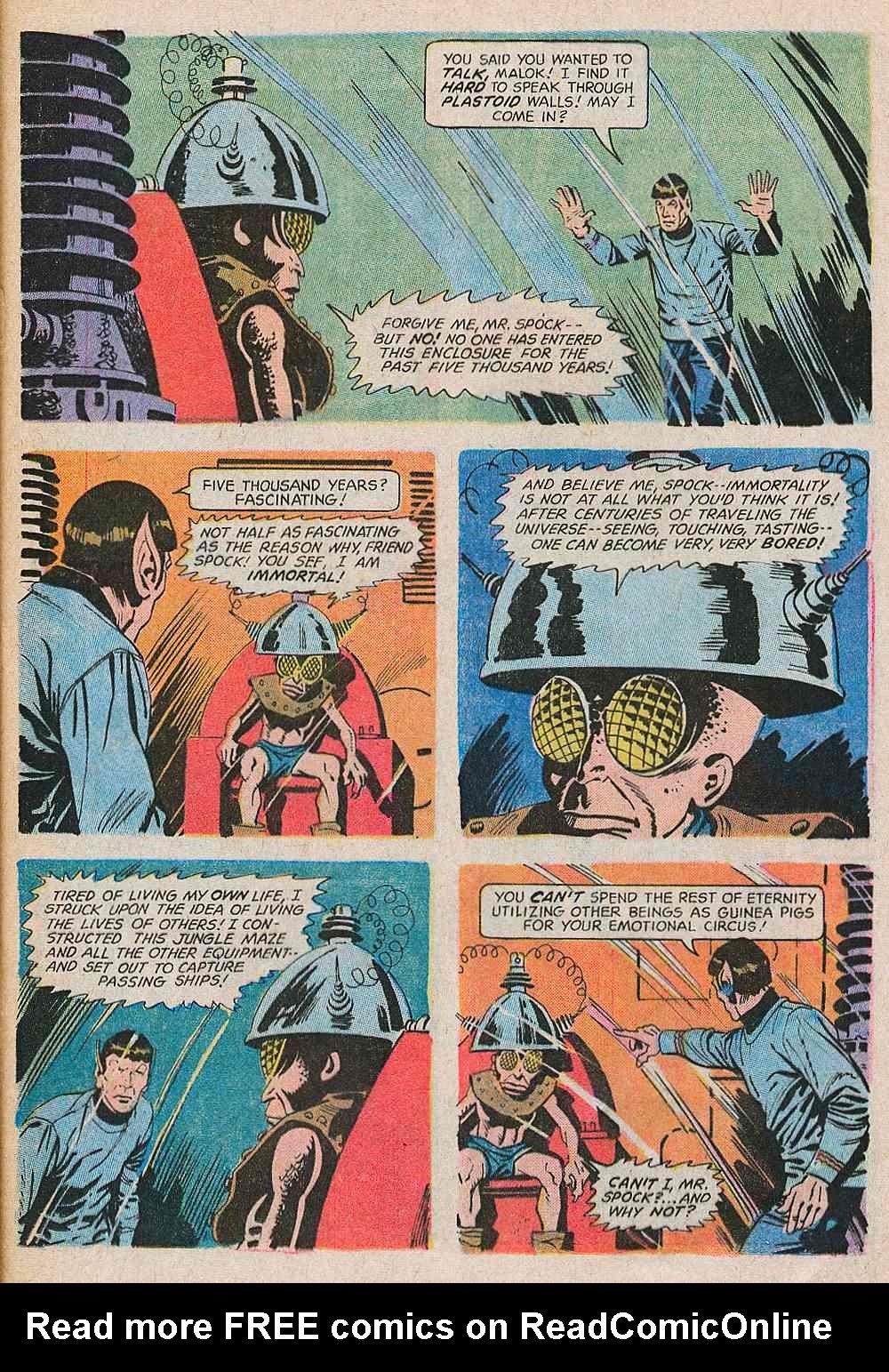 Star Trek (1967) Issue #11 #11 - English 19
