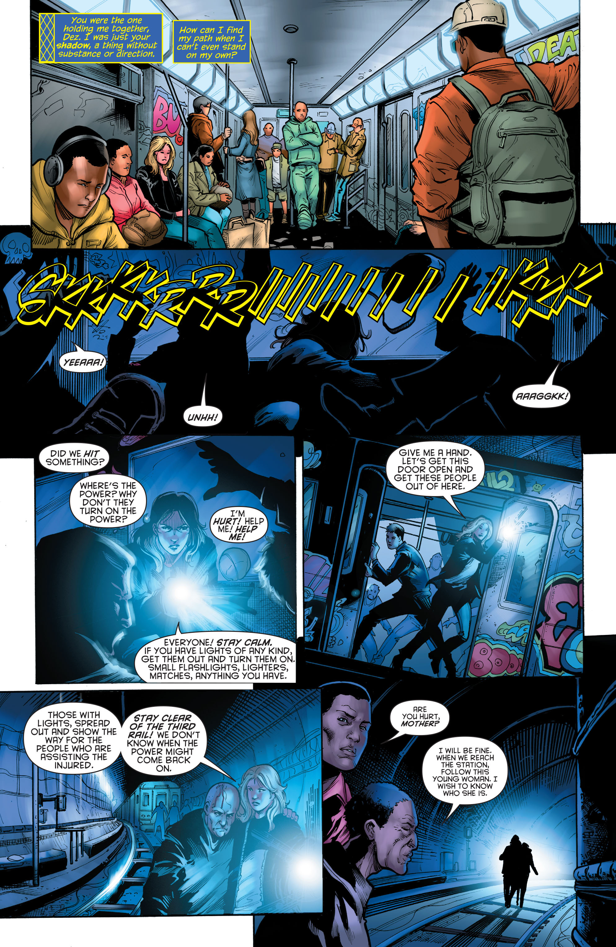 DC Comics: Zero Year chap tpb pic 185