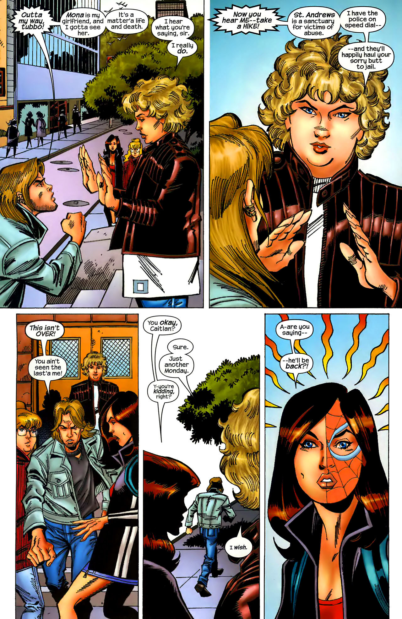 Amazing Spider-Girl #1 #30 - English 10