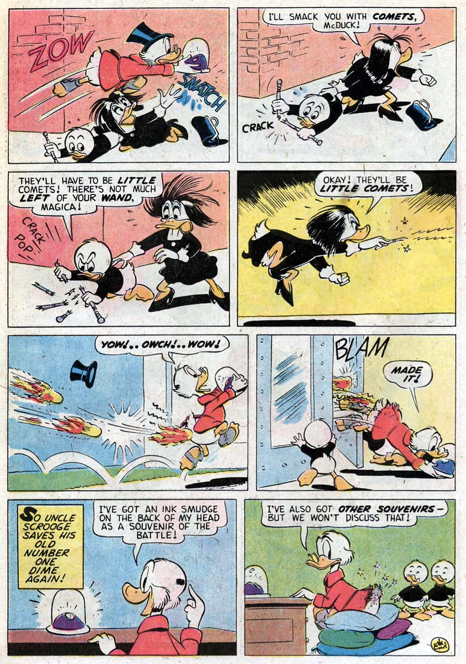 Uncle Scrooge (1953) Issue #140 #140 - English 22