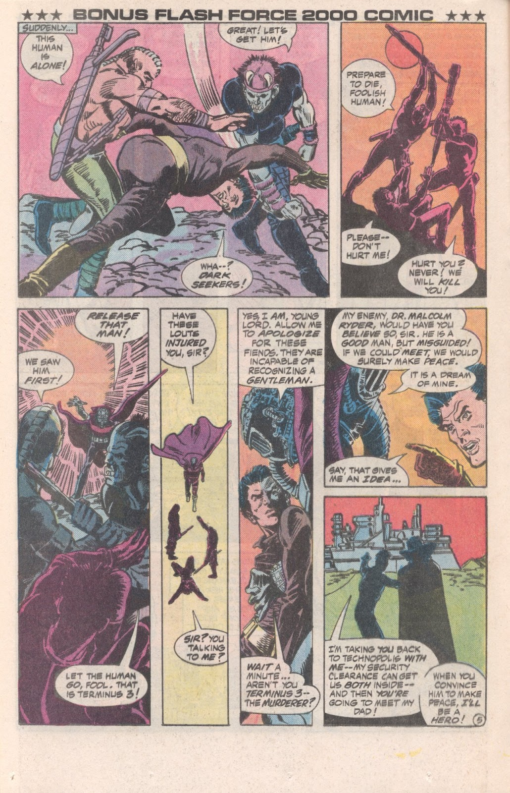 Tales of the Legion Issue #317 #4 - English 32