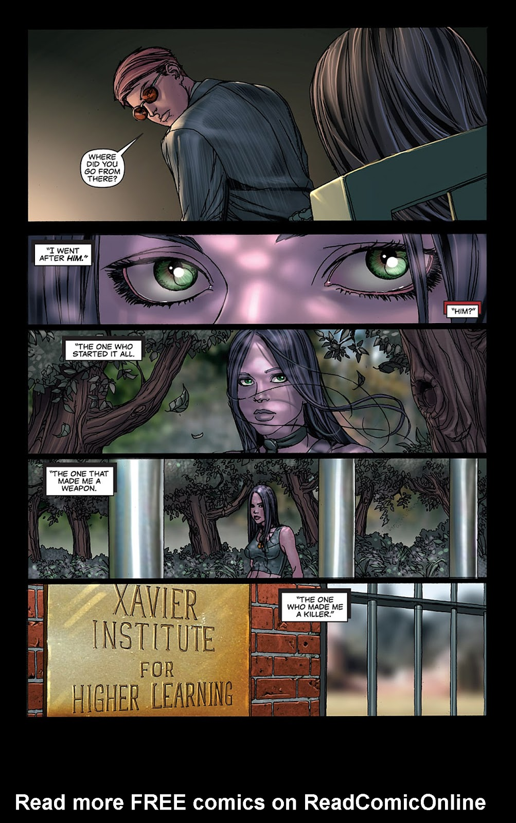 X-23: Target X Issue #5 #5 - English 24