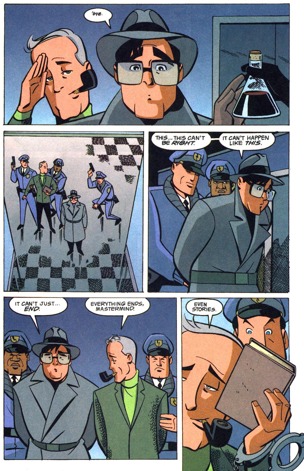 Batman: Gotham Adventures 13 Page 22