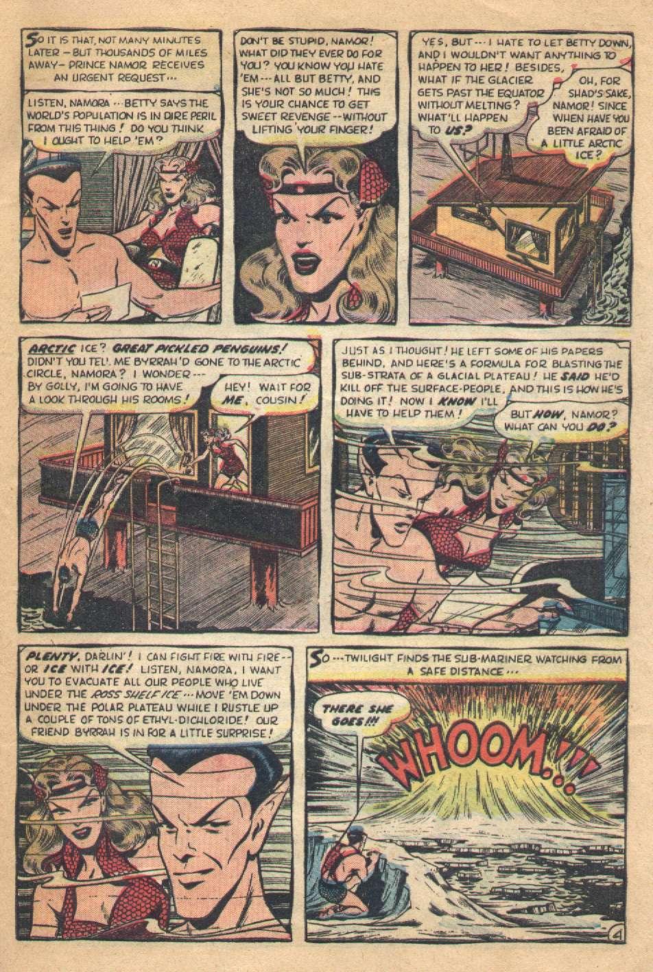 Sub-Mariner Comics #36 #36 - English 29