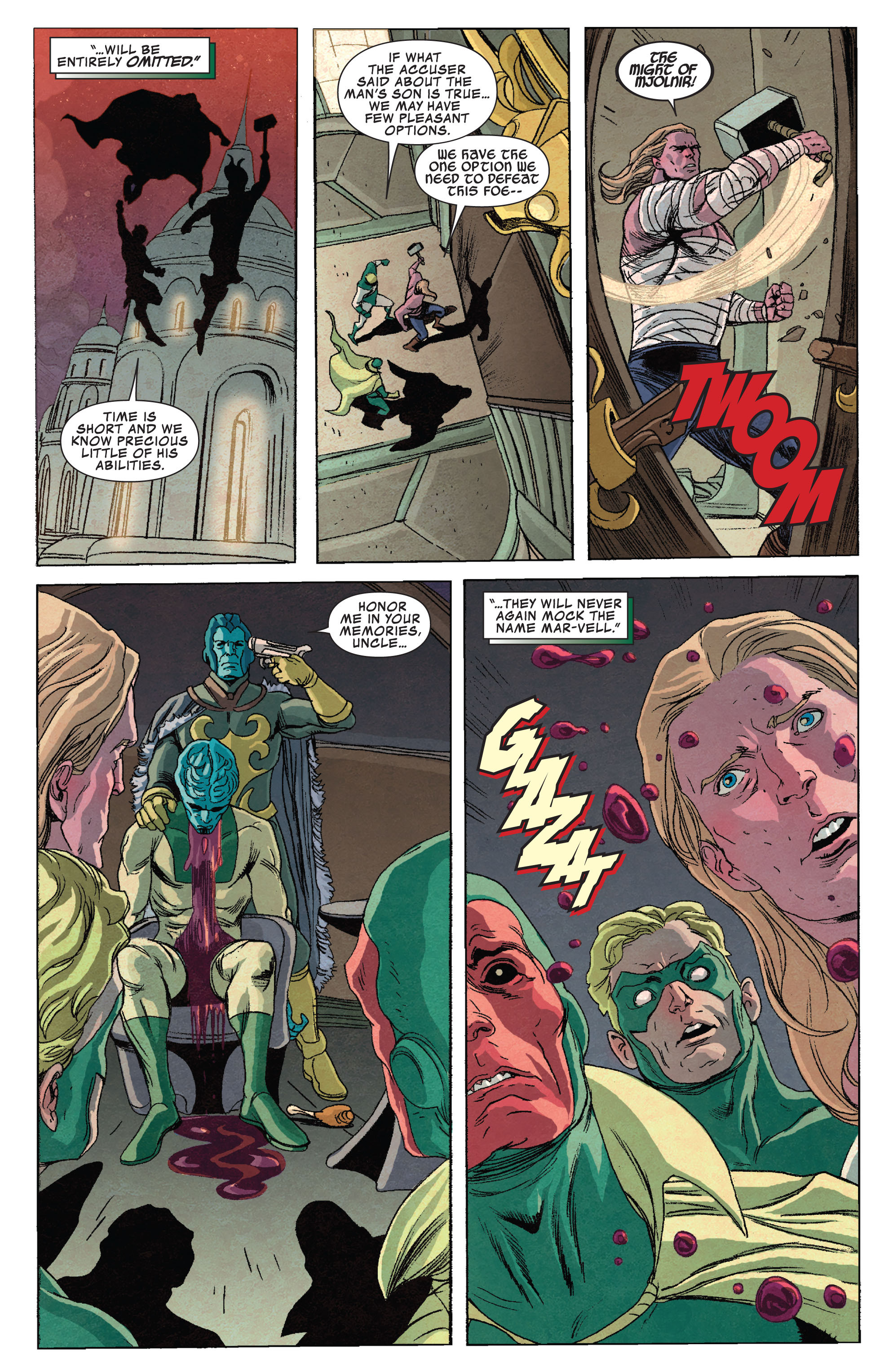 Read online Secret Avengers (2010) comic -  Issue #28 - 9
