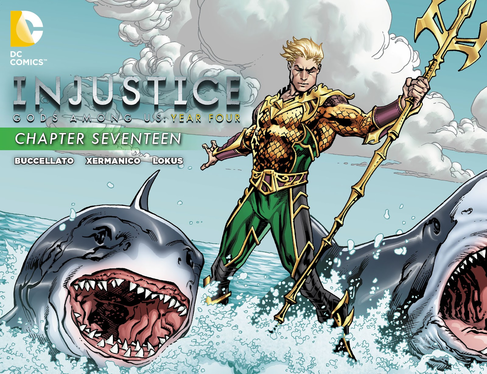Injustice: Gods Among Us Year Four Issue #17 #18 - English 1