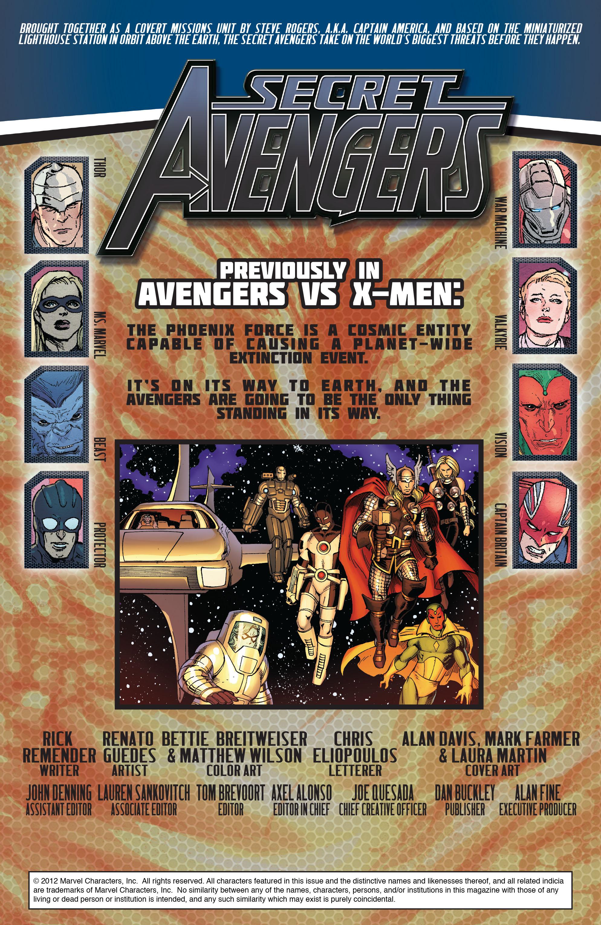 Read online Secret Avengers (2010) comic -  Issue #26 - 2