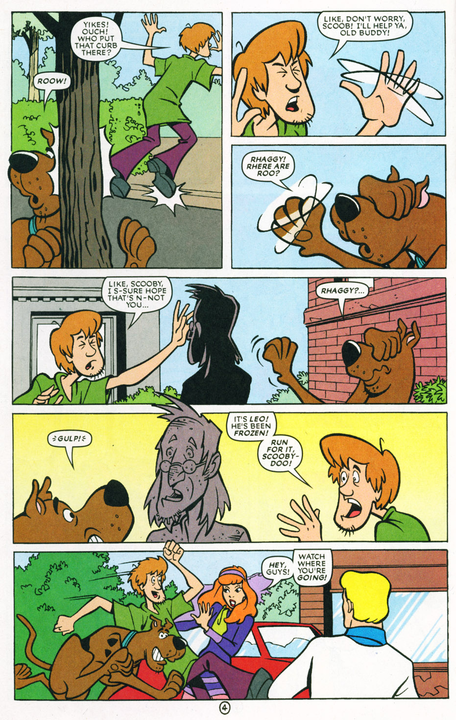 Read online Scooby-Doo (1997) comic -  Issue #70 - 5