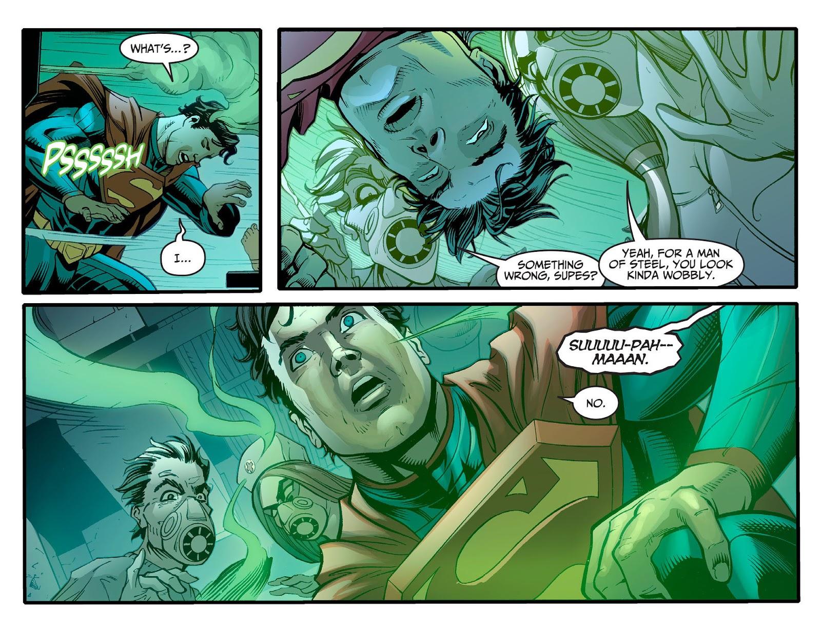Injustice: Gods Among Us [I] Issue #2 #3 - English 20