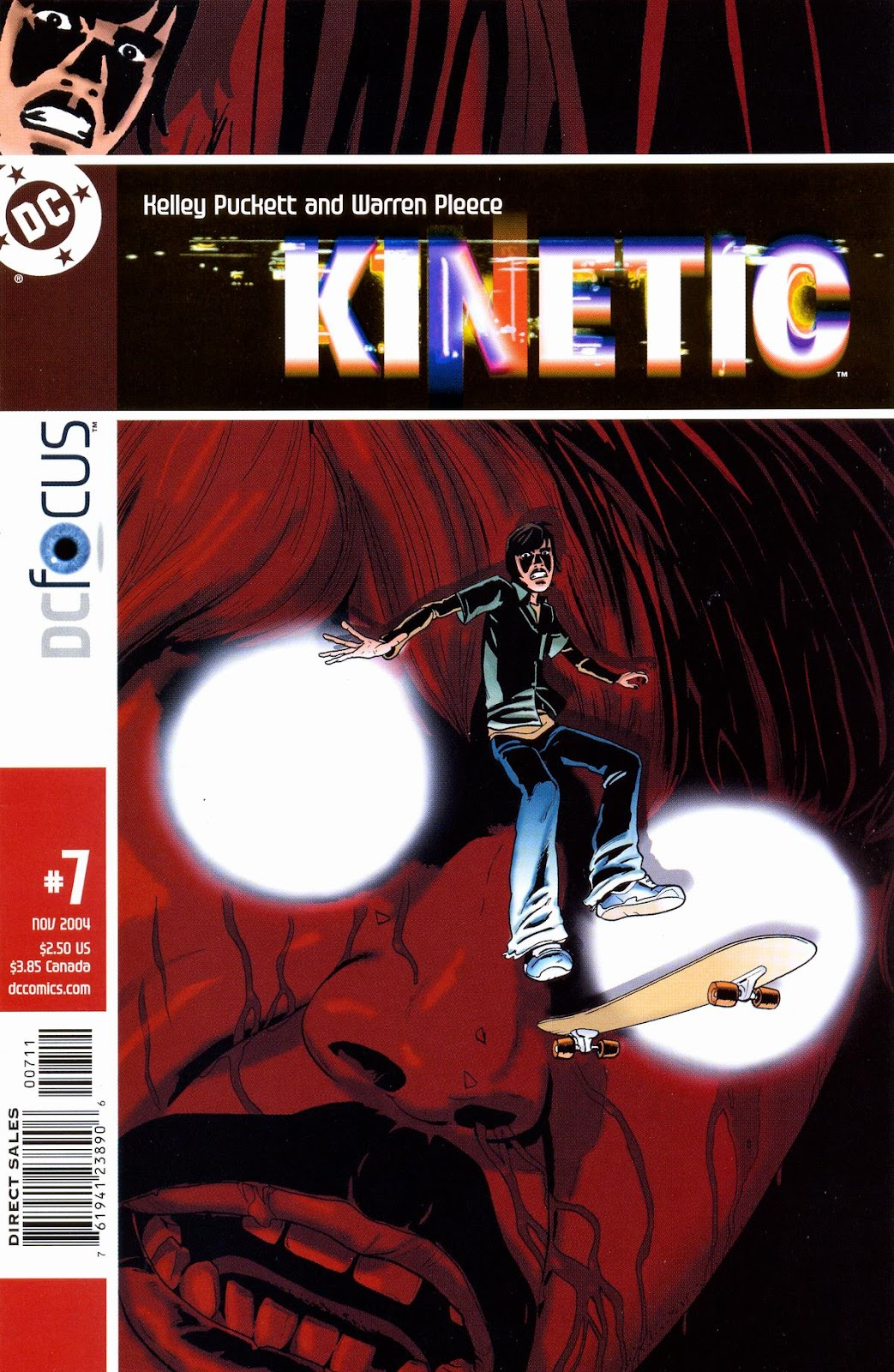 Kinetic Issue #7 #6 - English 1