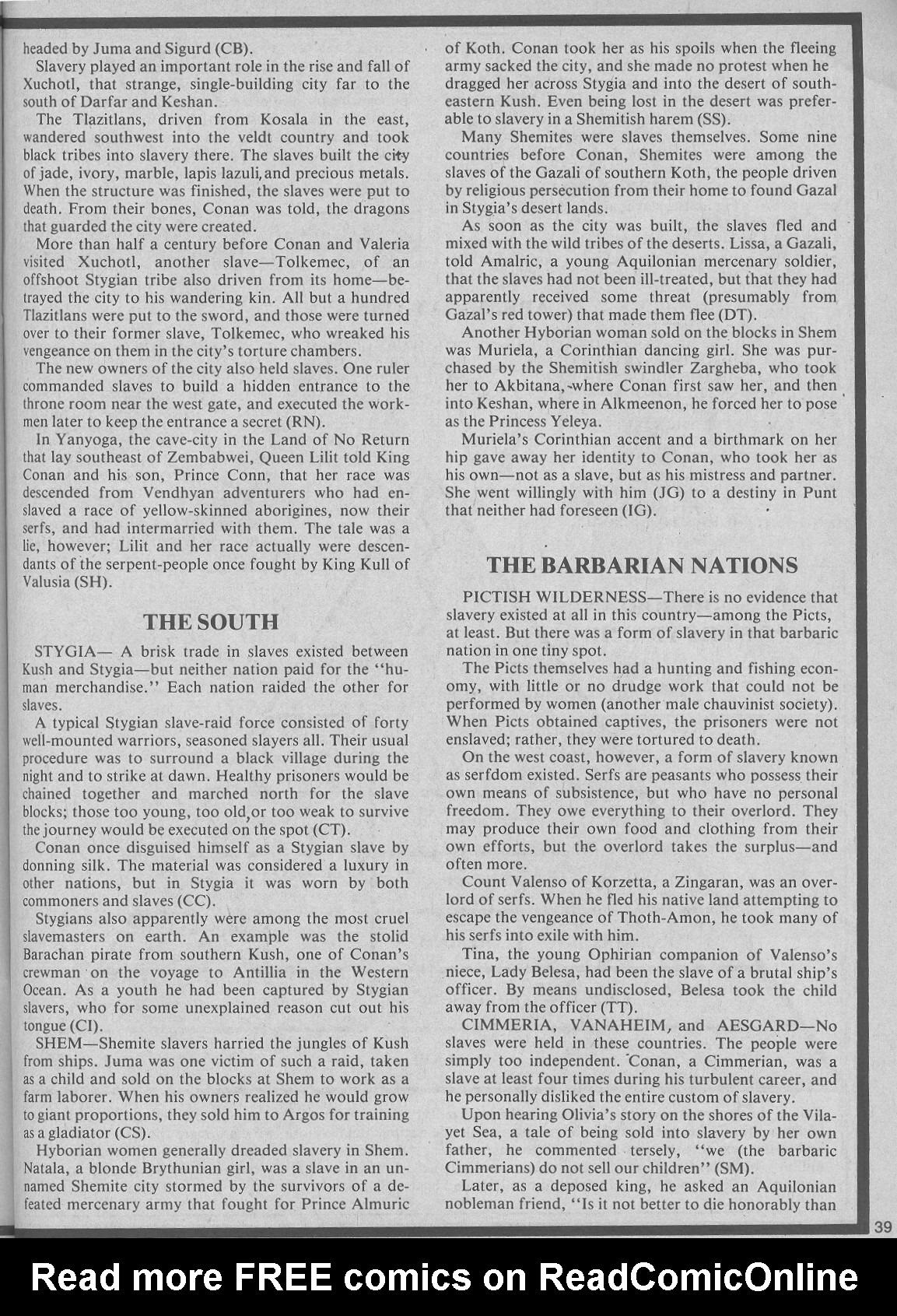 >The Sav #191 - English 39