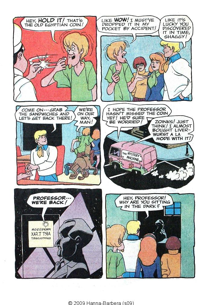 Read online Scooby-Doo... Where Are You! (1970) comic -  Issue #7 - 8