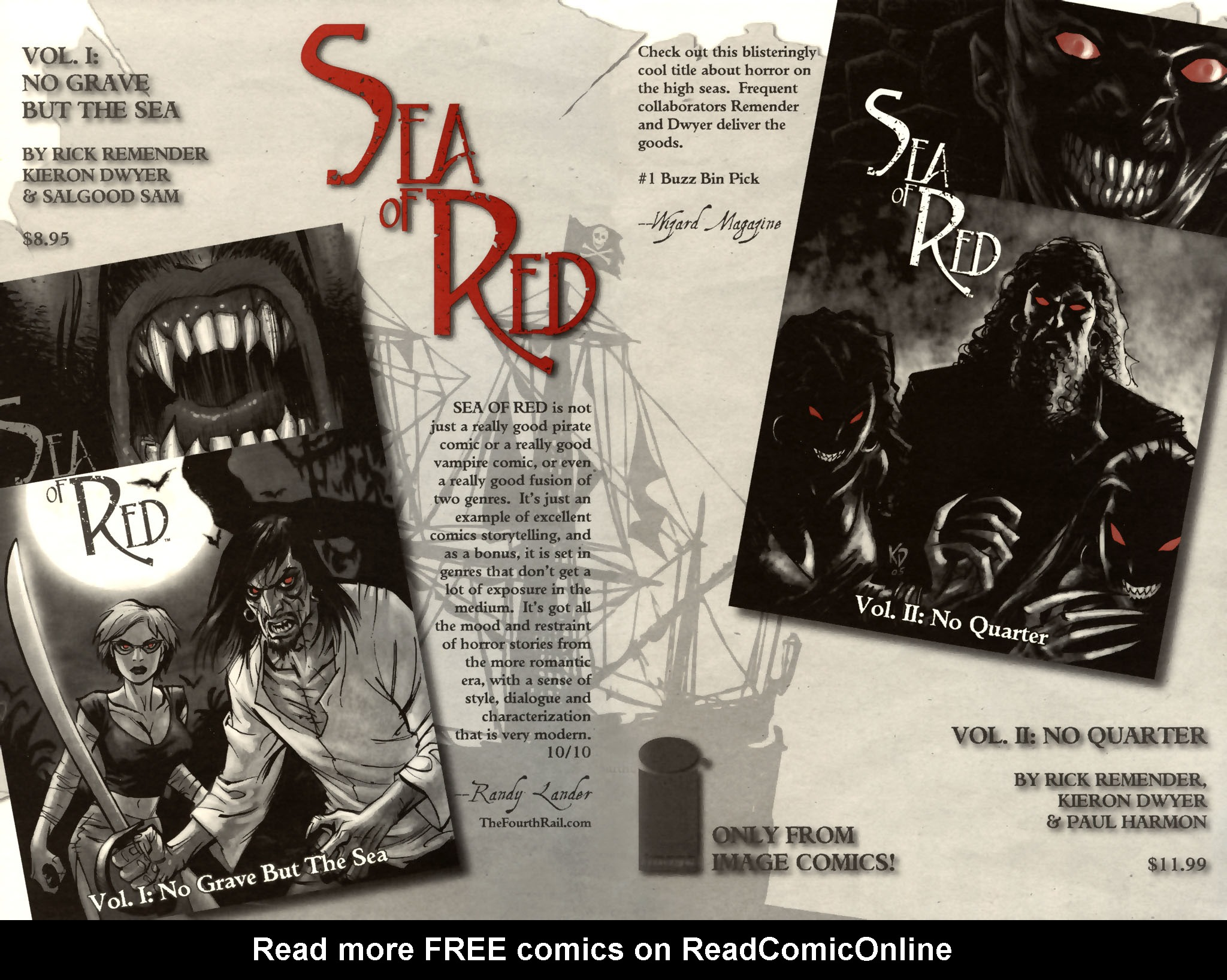 Read online Sea of Red comic -  Issue #13 - 28