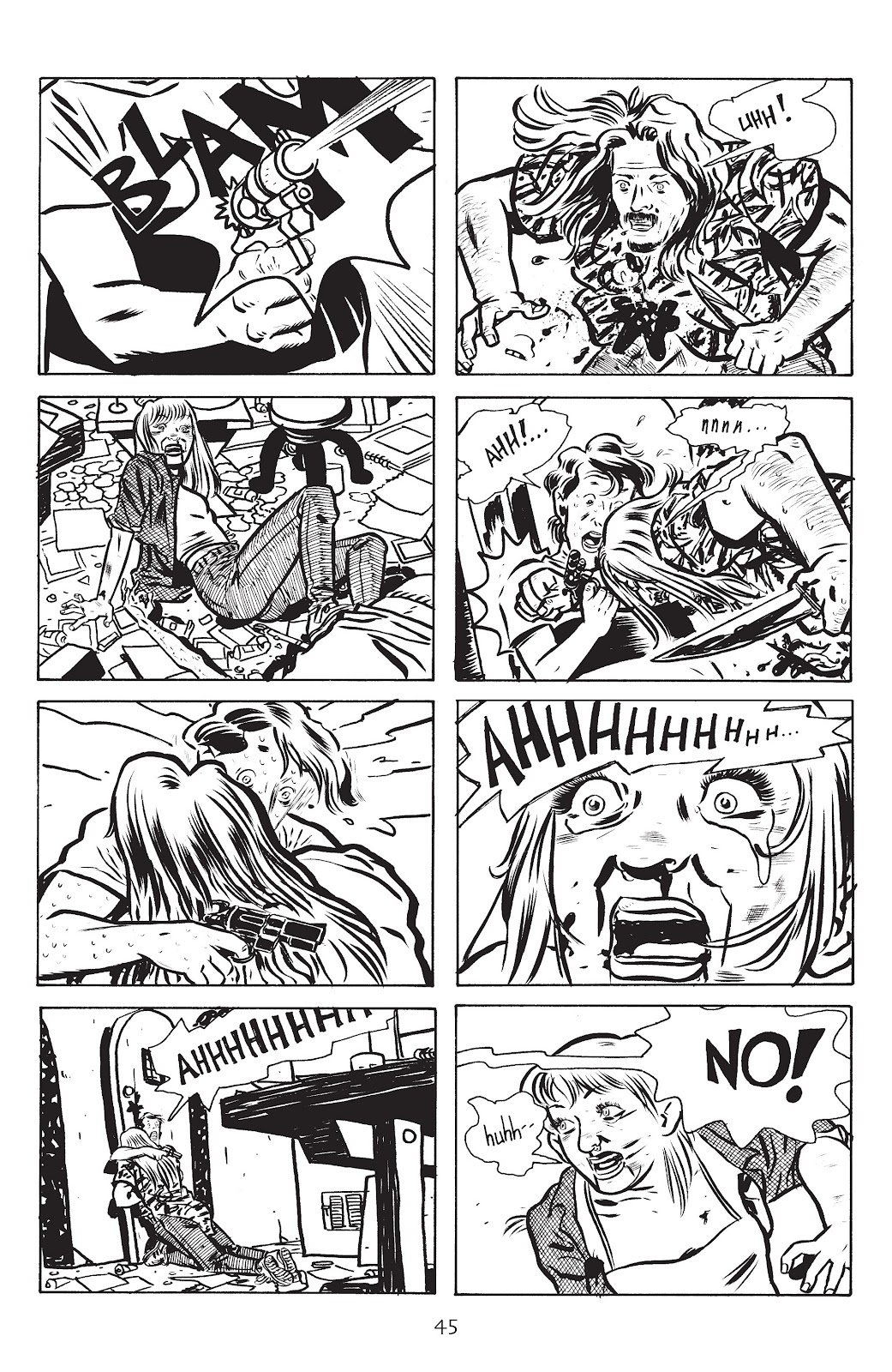 Stray Bullets Issue #14 #14 - English 47