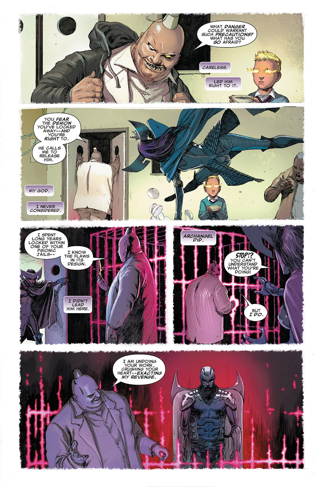 Uncanny X-Force (2010) Issue #8 #9 - English 20