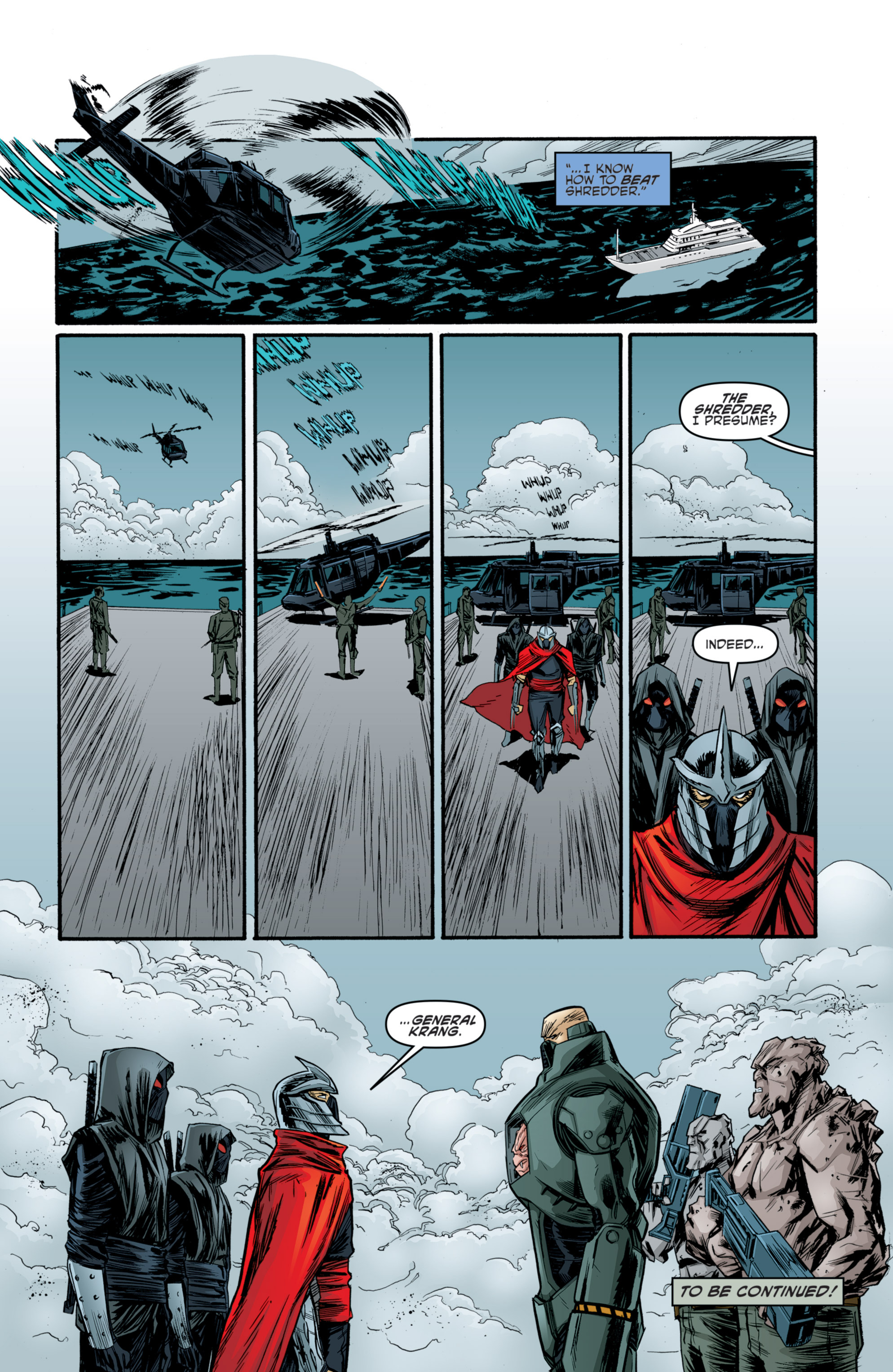 Read online Teenage Mutant Ninja Turtles (2011) comic -  Issue #36 - 23