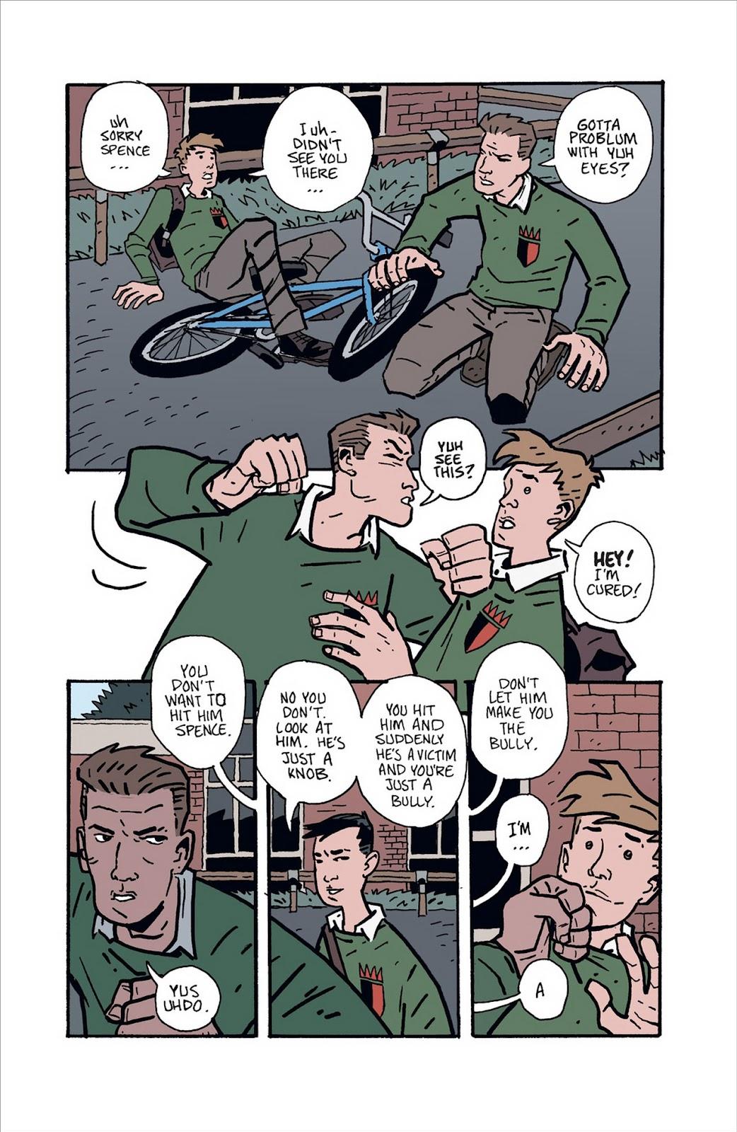 Mudman Issue #1 #1 - English 16