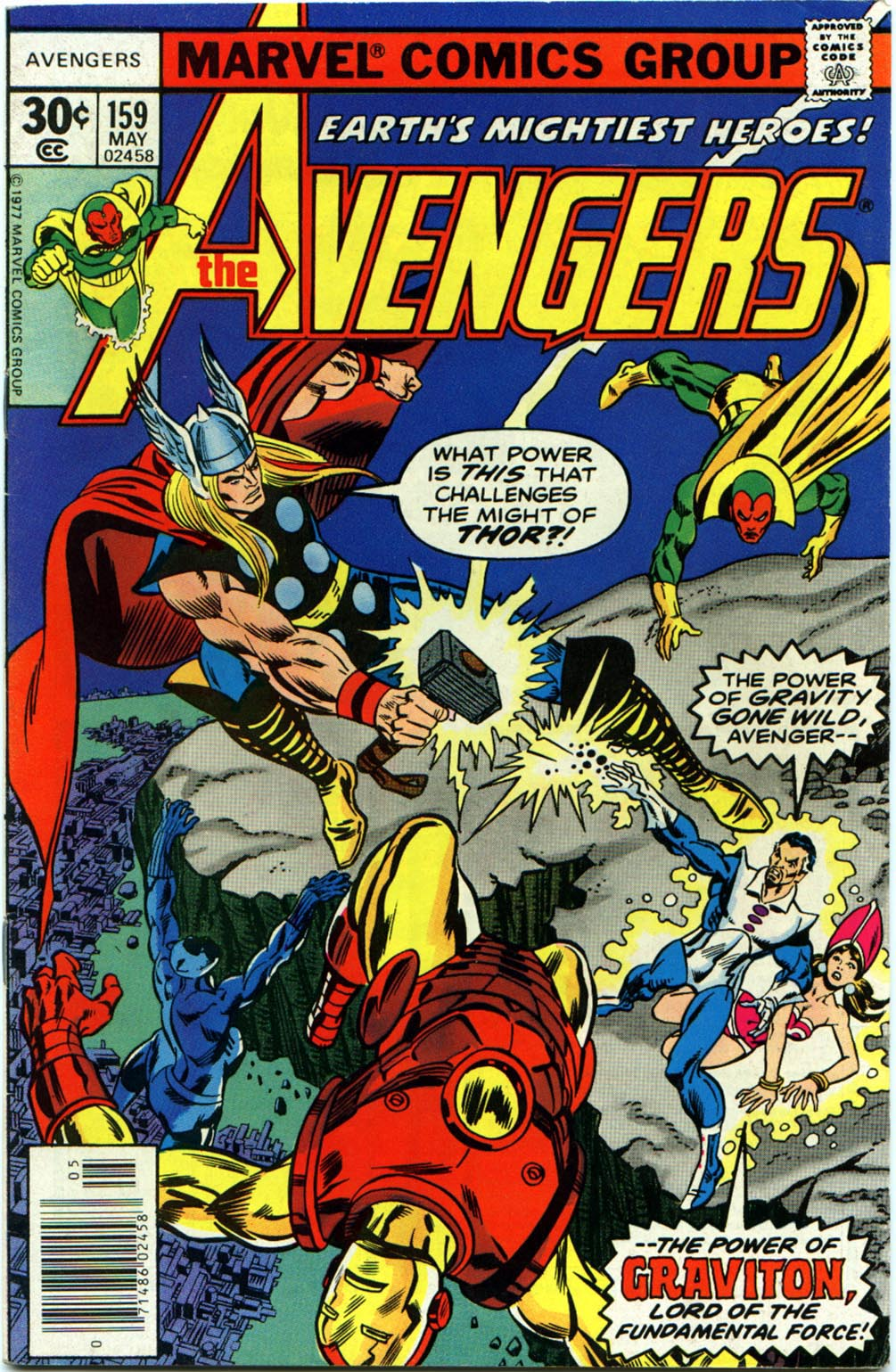 The Avengers (1963) 159 Page 1