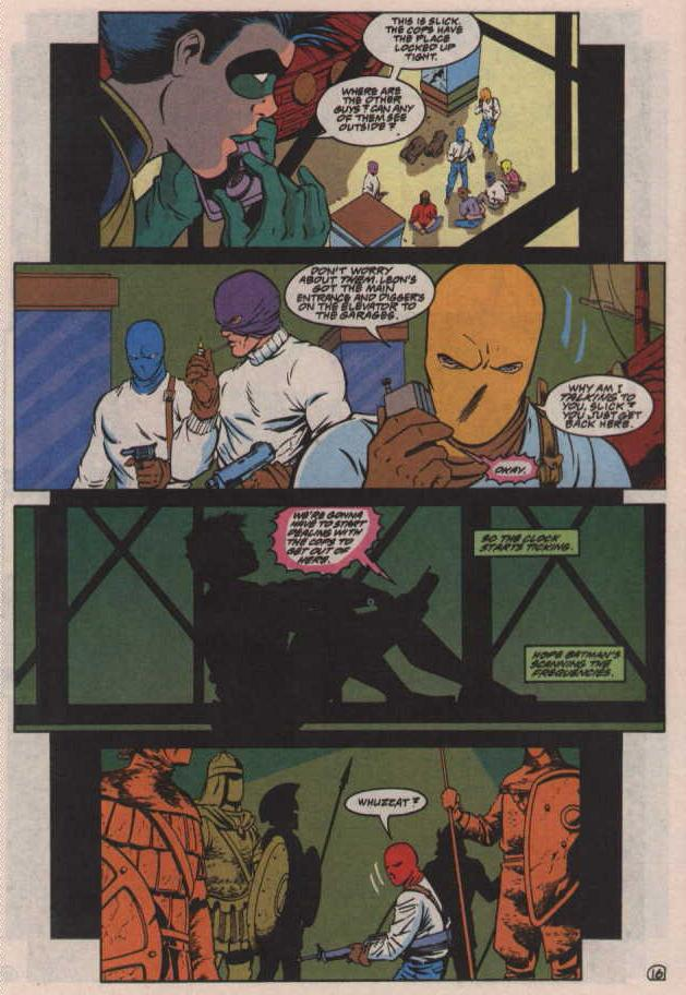 Batman: Knightfall #Aftermath_-_1 #98 - English 17
