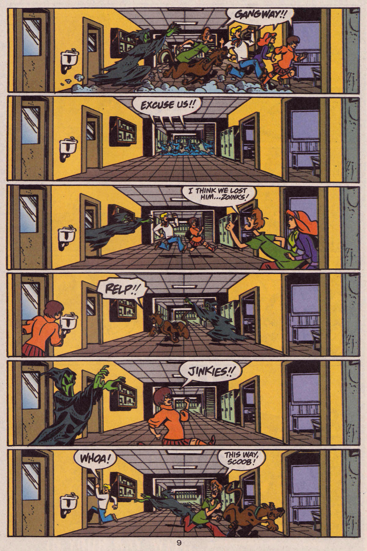Read online Scooby-Doo (1997) comic -  Issue #28 - 20
