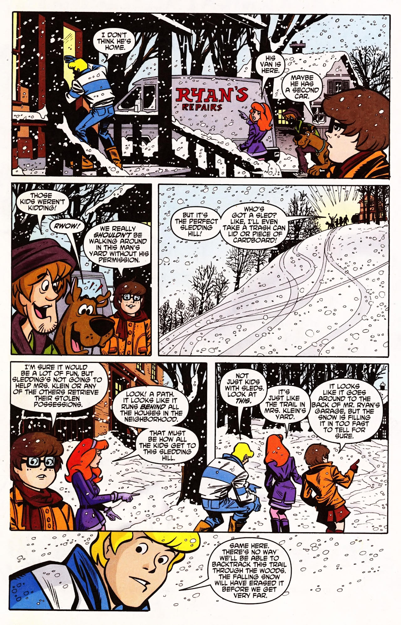 Read online Scooby-Doo (1997) comic -  Issue #140 - 6