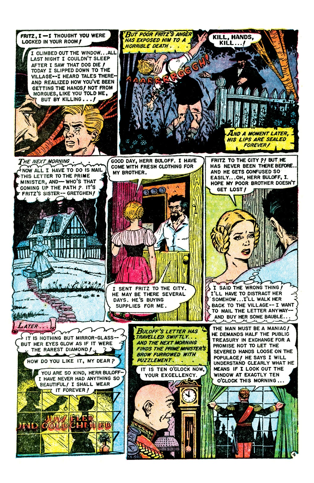 Haunted Horror Issue #2 #2 - English 30