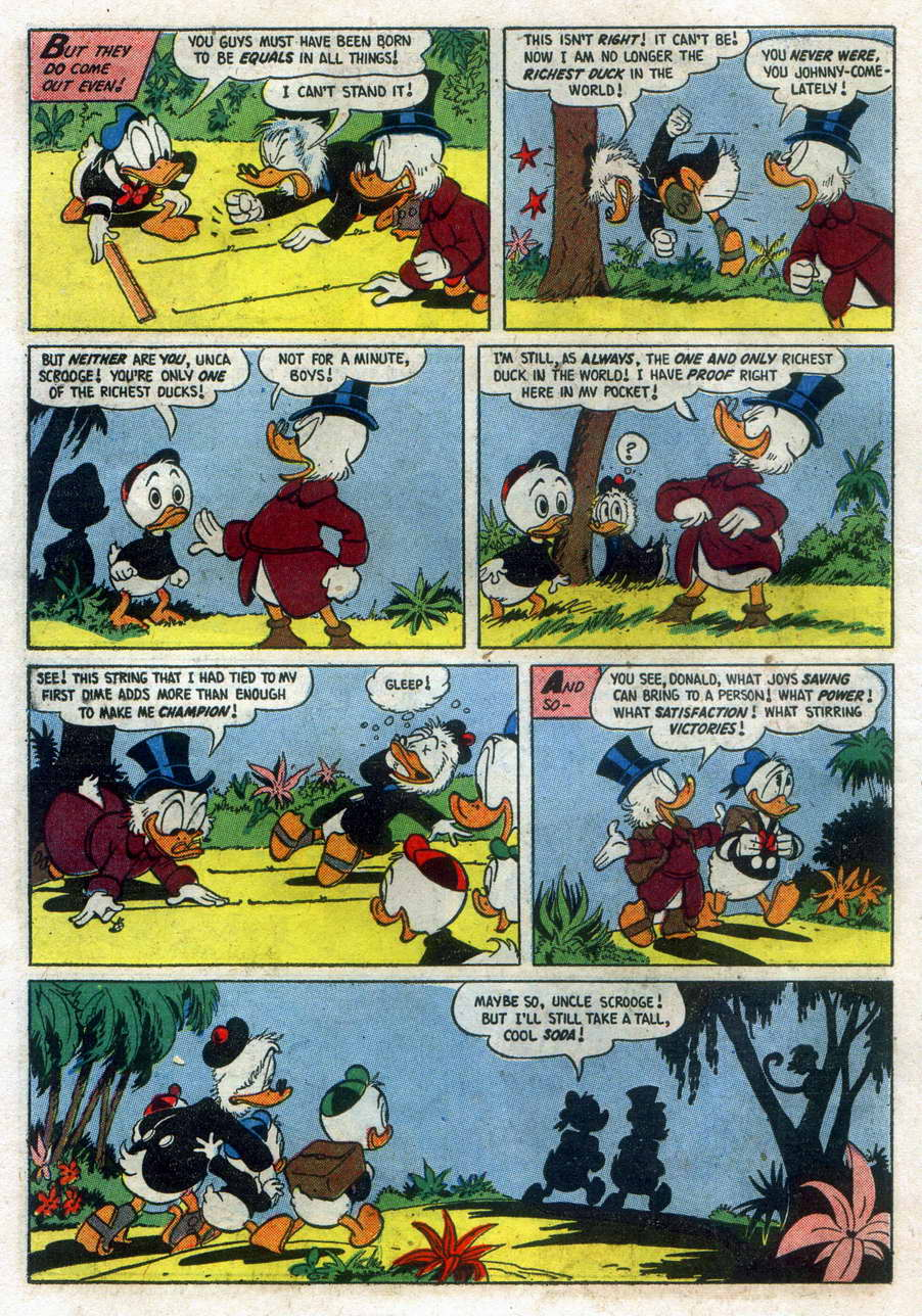 Uncle Scrooge (1953) Issue #15 #15 - English 22