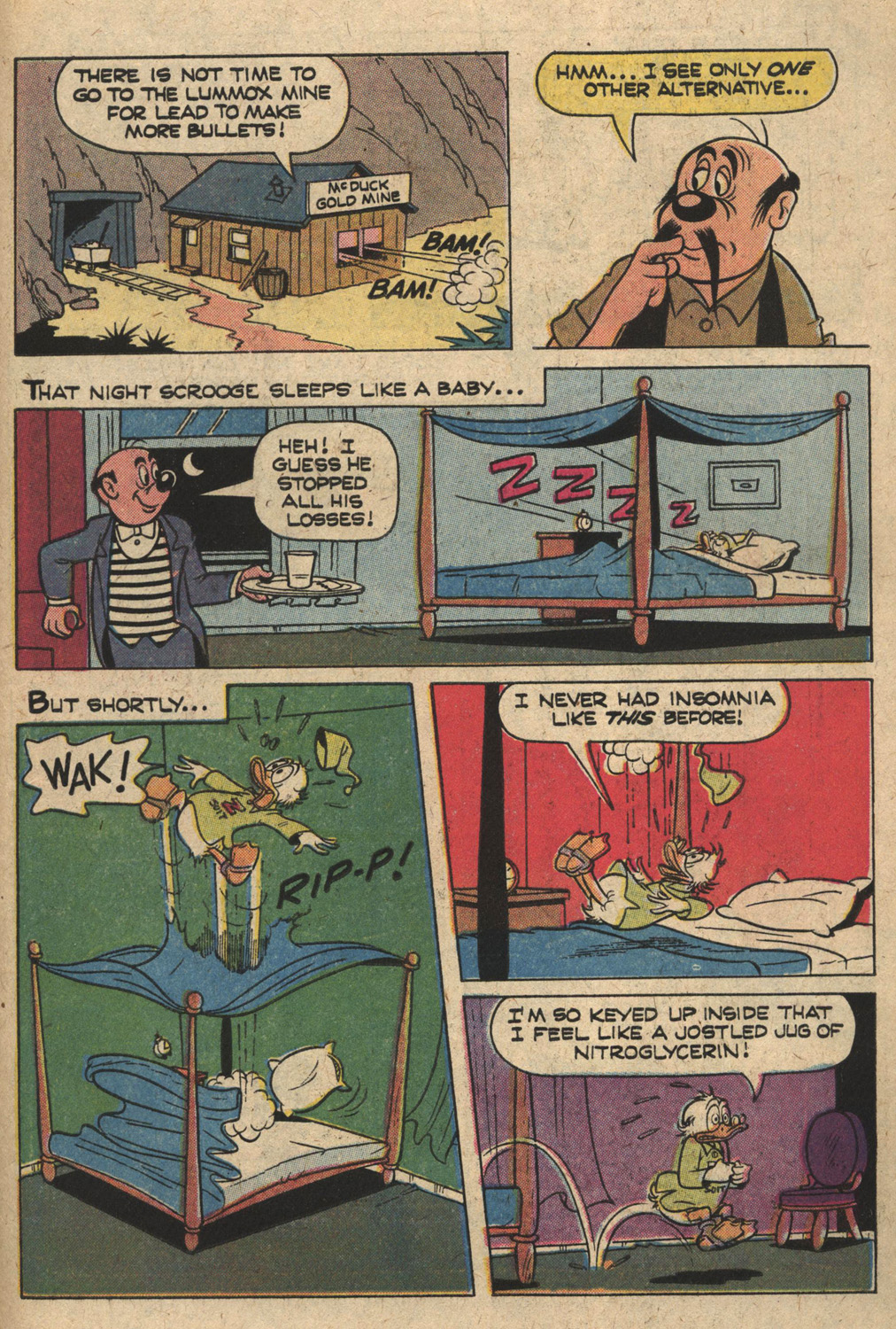 Uncle Scrooge (1953) Issue #164 #164 - English 11