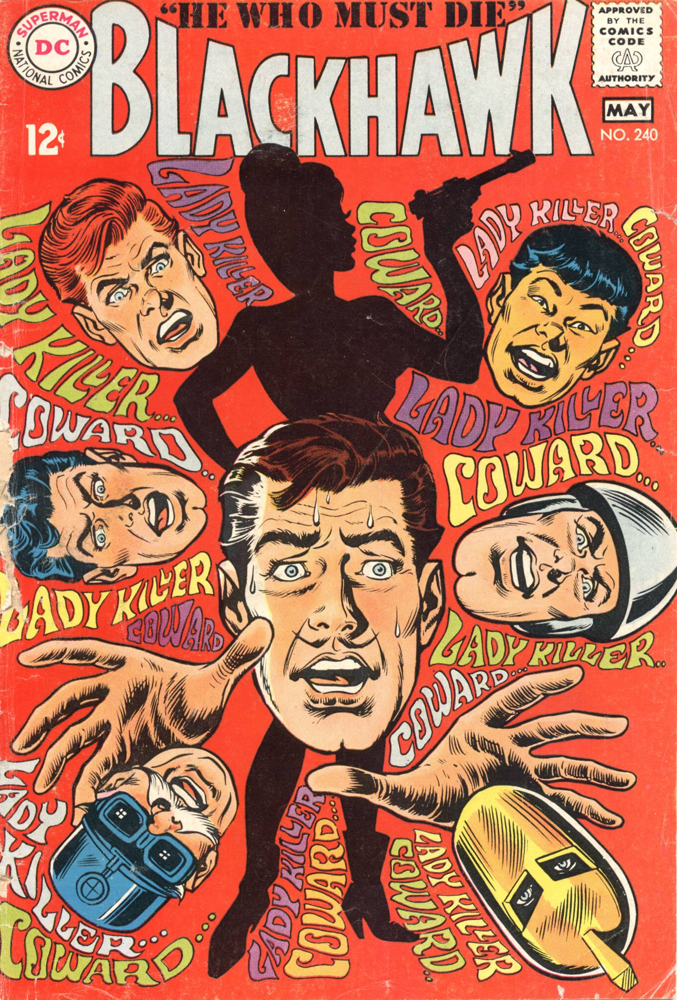 Blackhawk (1957) 240 Page 1
