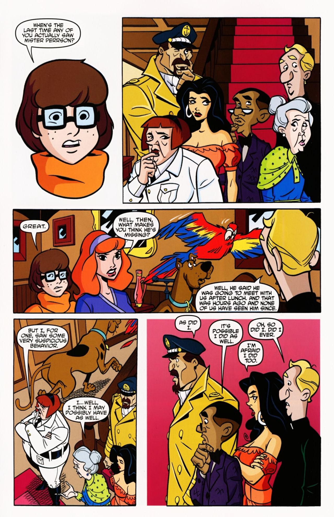 Read online Scooby-Doo: Where Are You? comic -  Issue #11 - 24