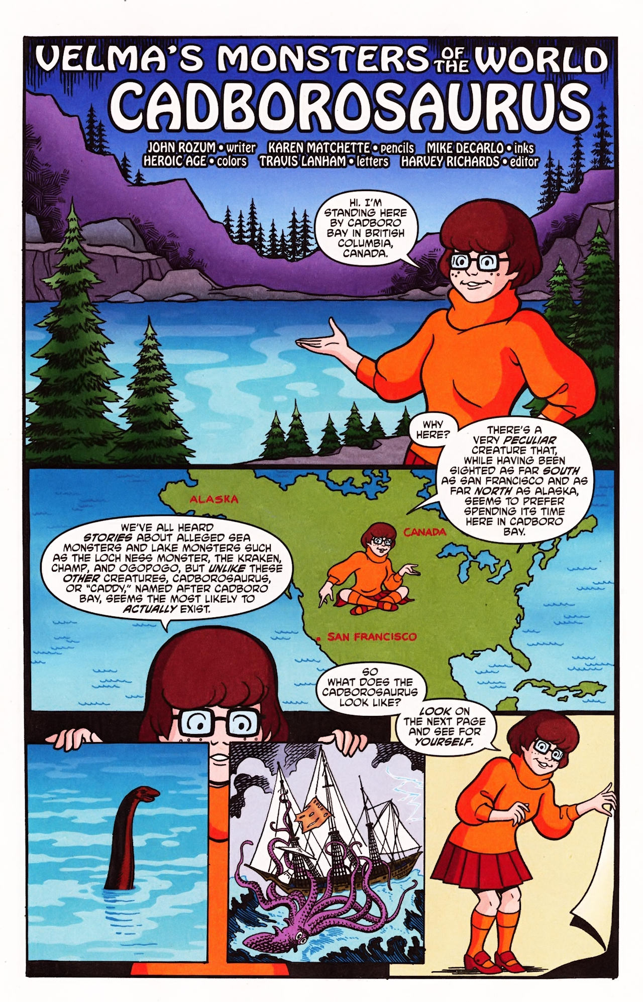 Read online Scooby-Doo (1997) comic -  Issue #143 - 8