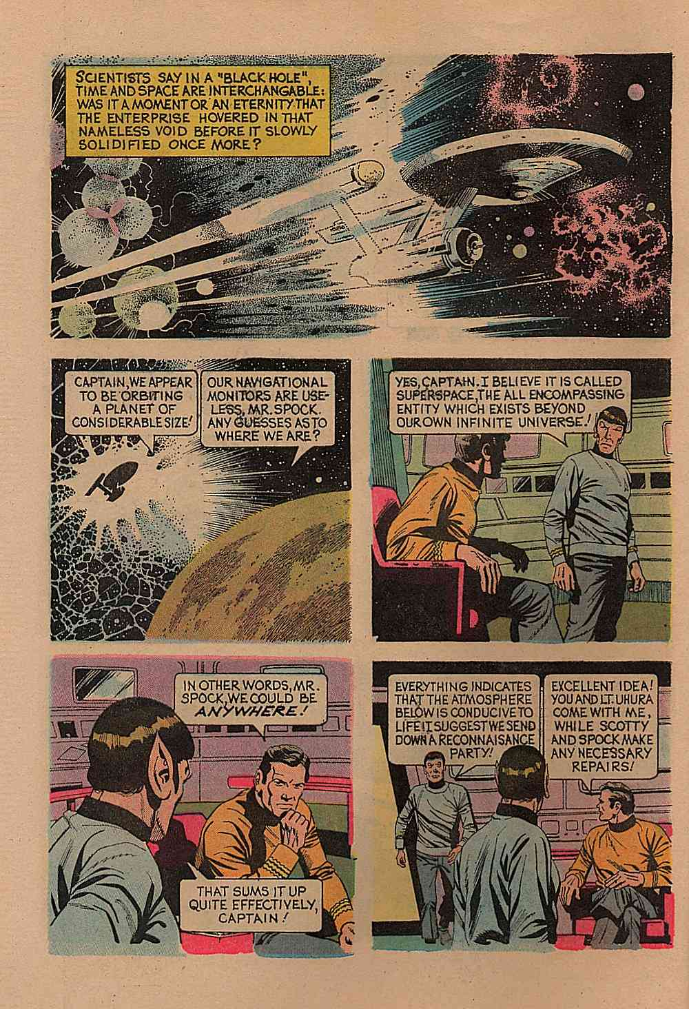 Star Trek (1967) Issue #22 #22 - English 5