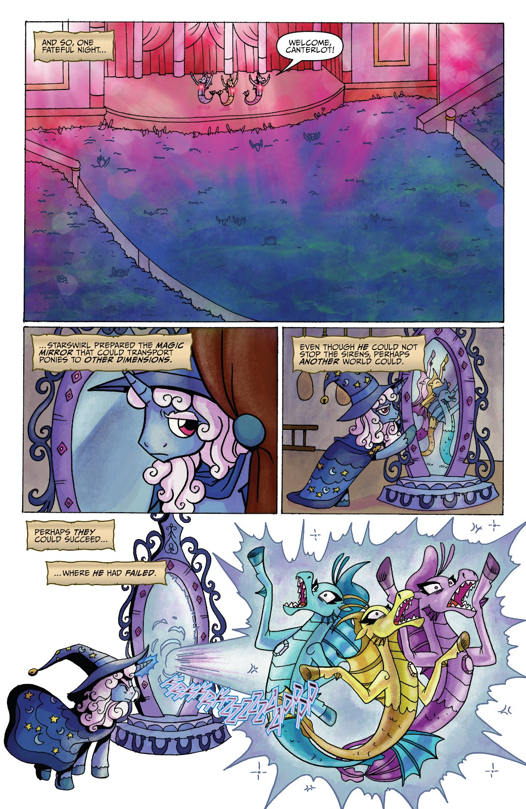 My Little Pony: Fiendship is Magic Issue #3 #3 - English 21