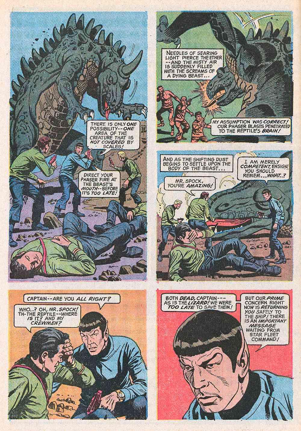 Star Trek (1967) Issue #14 #14 - English 6