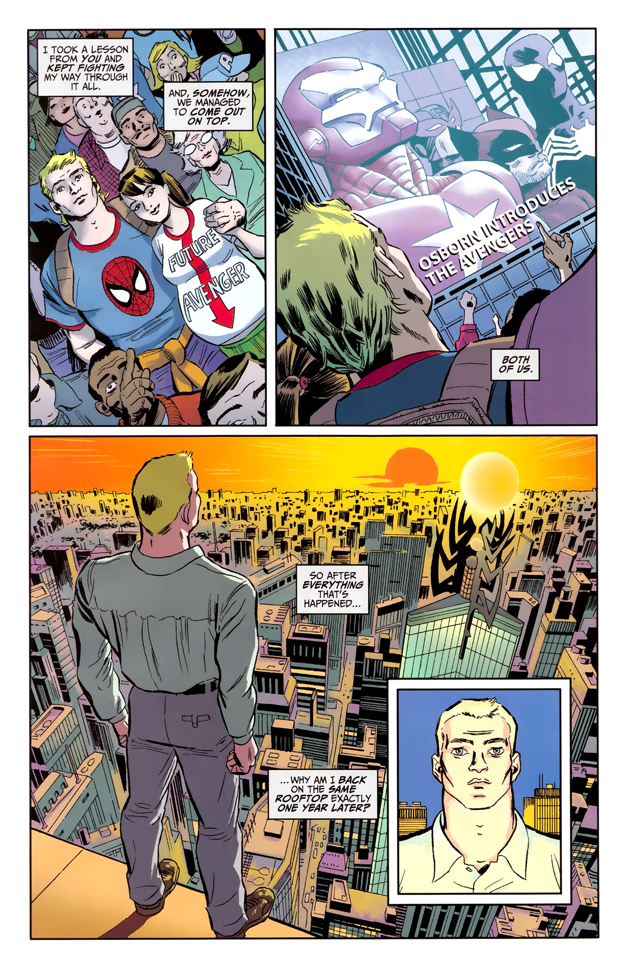 Amazing Spider-Man Family chap 8 pic 8